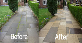 Driveway Cleaning stockport